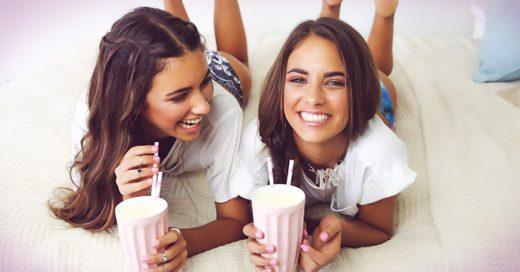 tu hermana puede ser tu mejor amiga