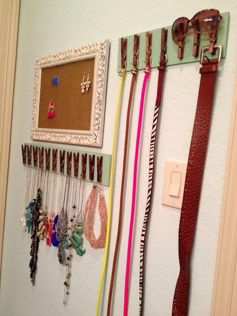 20 Ingeniosas ideas que te ayudarán a mantener tu hogar organizado ...