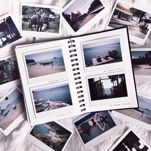 Álbum de fotos para regalar