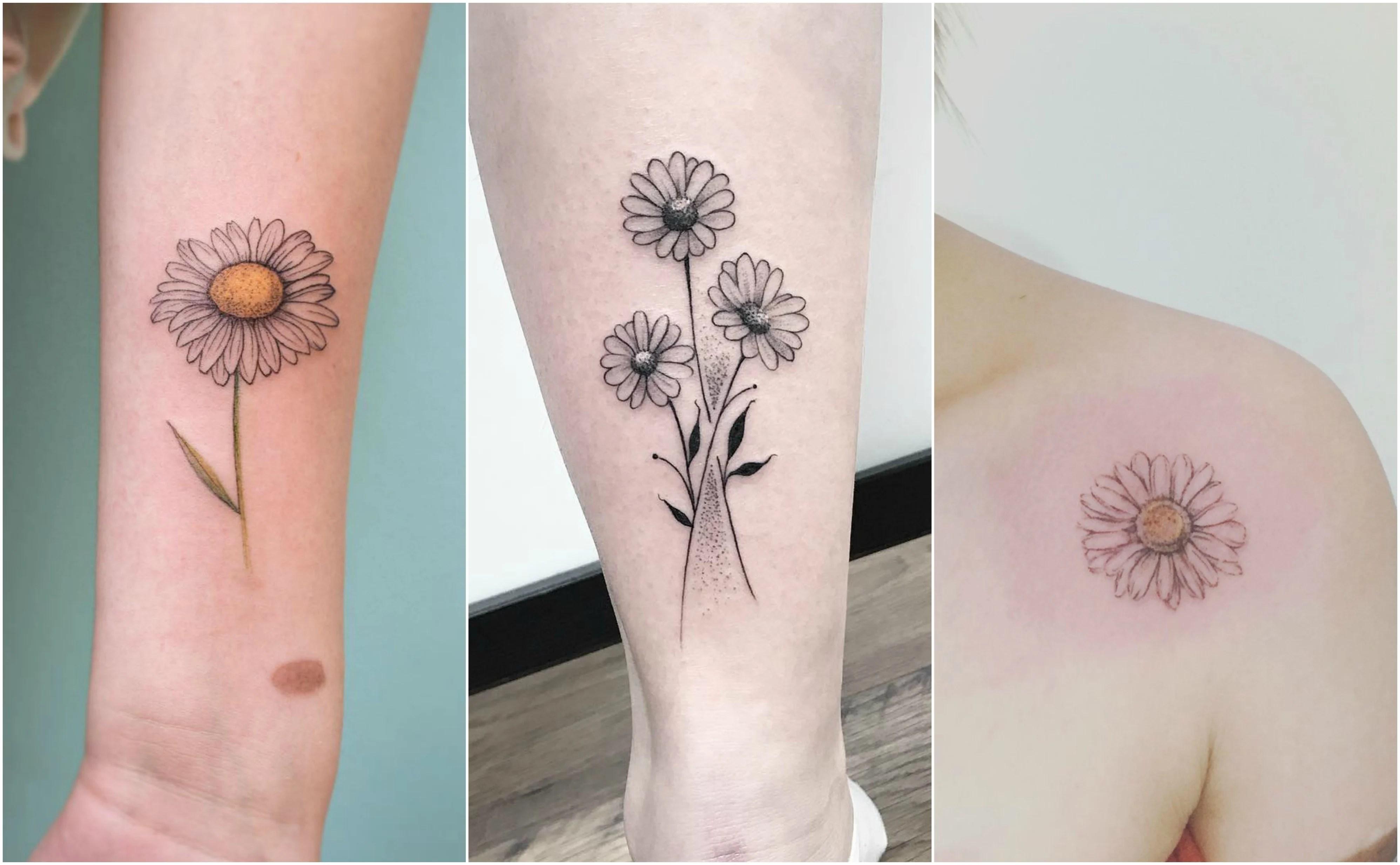 Los 10 Mejores Tatuajes De Flores Y Su Significado El 4 Es Mi