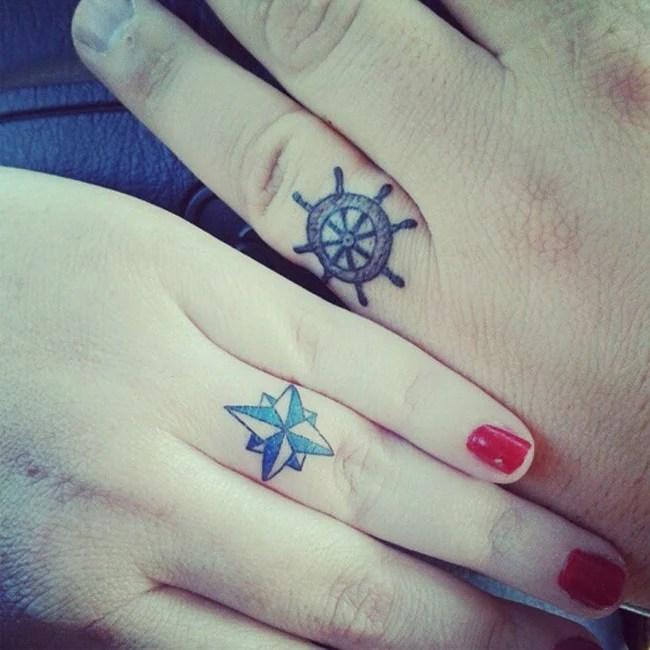 Tatuajes Alianzas Fotos Ideas Para Novios Foto Ella Hoy