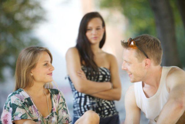 Mujeres detectan a rivales con el olfato