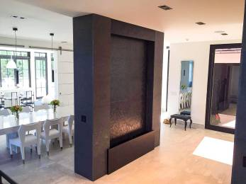 custom water feature installation for luxury residences