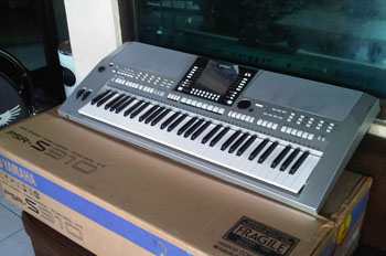 Tips Memilih Keyboard Yamaha