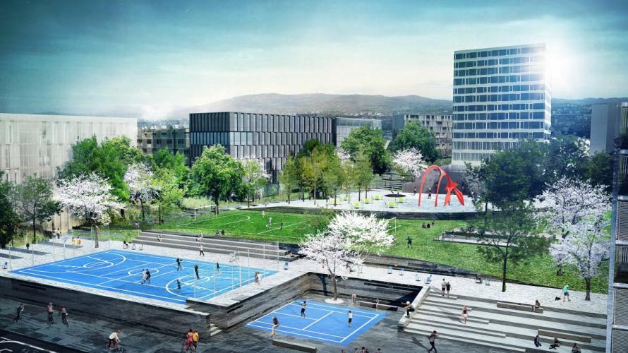 I en uttalelse fra bydel Grünerløkka for plansaken til Lørenaktivitetspark fremkommer det at det må hensynstas at en svømmehall må bygges på tomten. Grunnen er at utvikler av Økern Sentrum […]