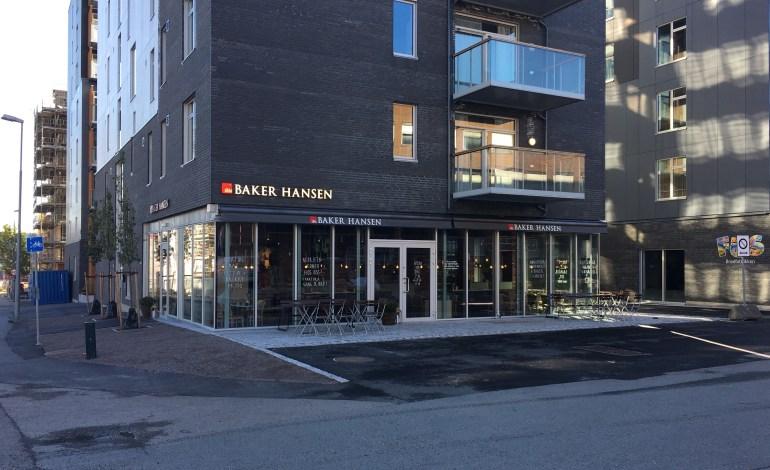 Baker Hansen har åpnet!