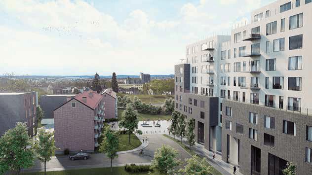 Sykehusboligene ved Aker Sykehus ble i 2001 solgt fra Oslo Kommune til Fredensborg. Salget var omdiskutert og VG skrev at sykehusboligene ble solgt 340 millioner kroner under takst. Etter salget […]