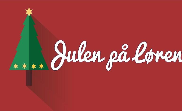 Julen 2019 på Løren