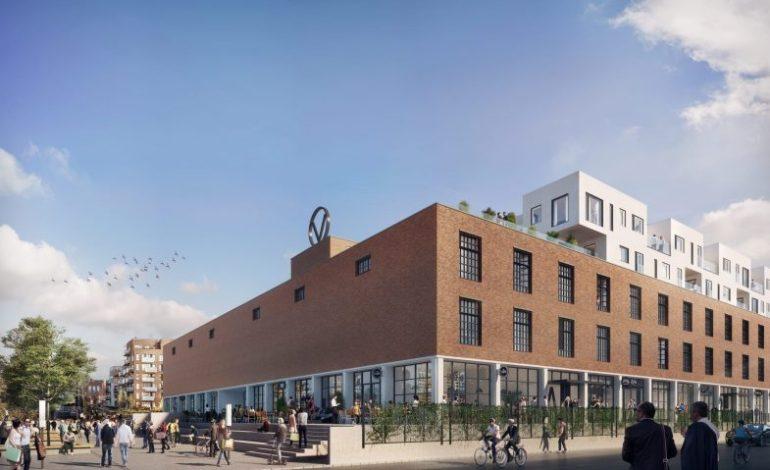 Handelshuset på Hasle åpner i oktober 2019