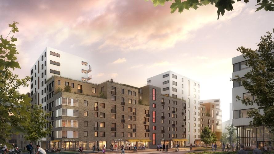 131 av 141 leiligheter solgt Etter det første salgsmøte ble 131 av leilighetene revet vekk i Ulvenparken Borettslag. Det vare hele 250 personer meldt på salgsmøtet som foregikk på […]