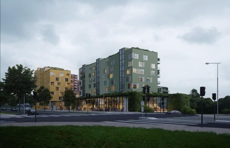 Arkitektselskapet TAG melder at de har vunnet konkurransen om å tegne Økernveien 115, også kjent som Biliabygget. Det er en 25 mål stor tomt. Tomten eies av OBOS og Eiendomsspar, […]