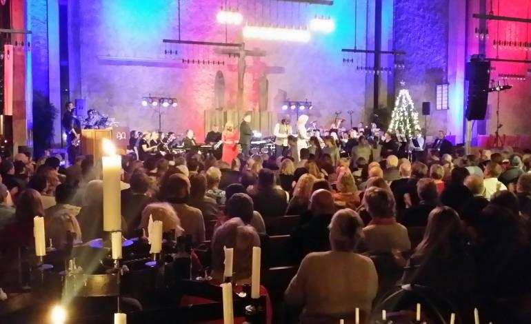 Julekonsert i Sinsen Kirke