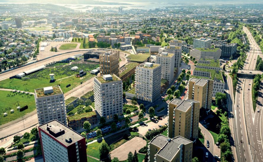 Rett nord for Økern og Løren ligger Bjerke Travbane. Nå vil flere av grunneierne ved travbanen bygge bolig og næring rundt travbanen. Planene ligger ute på Oslo Kommune's sider «Si […]
