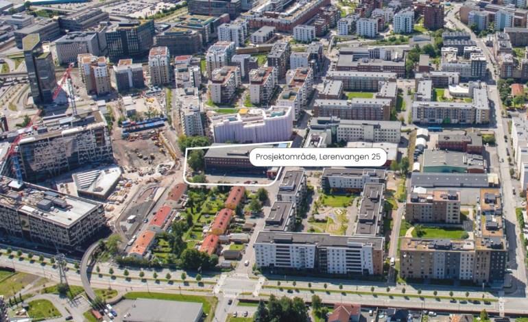 Spørreundersøkelse om nytt boligprosjekt på Løren