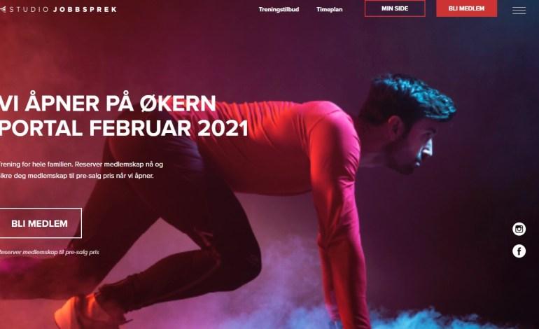 Studio Jobbsprek Økern åpner 15. april 2021