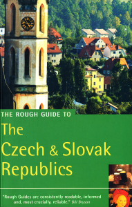 Rough Guide to Czech and Slovak Republics