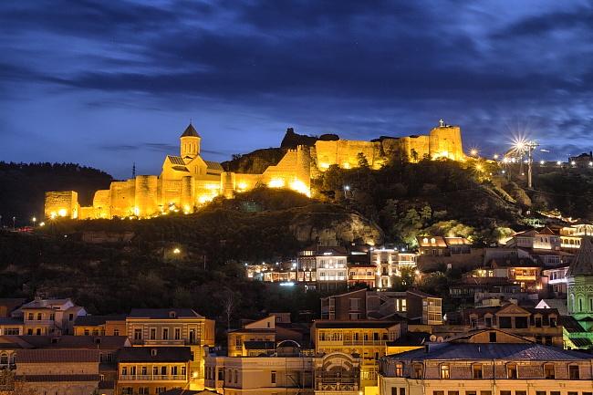 01_Tbilisi_twierdza