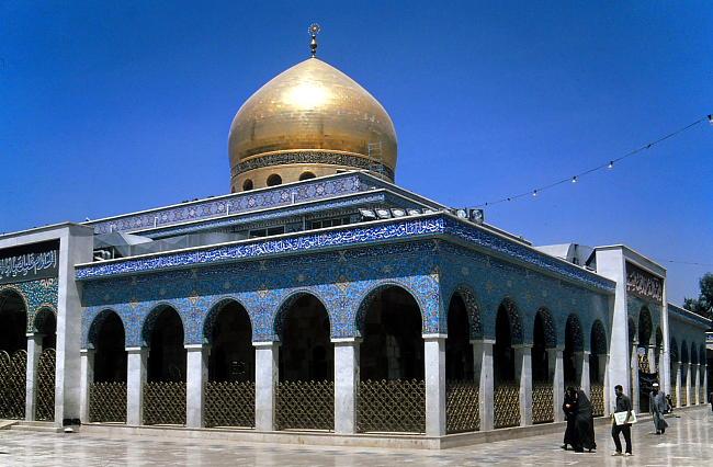 01_Damaszek_meczet Sajjidy Zajnab