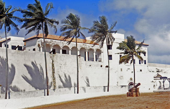 Elmina_fort