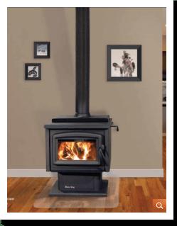 Blaze King Wood Stove Good Small Stoves