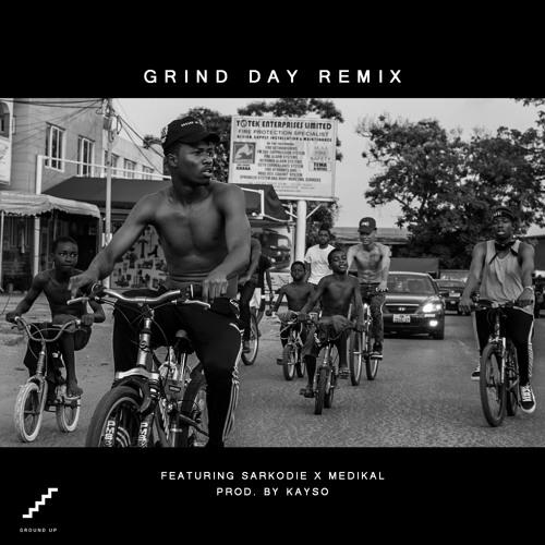 VIDEO: Kwesi Arthur ft. Sarkodie & Medikal – Grind Day (Remix)