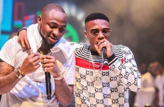 Wizkid Offers Advice To Davido On Social Media Haters
