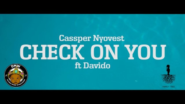 Cassper Nyovest ft. Davido - Check On You