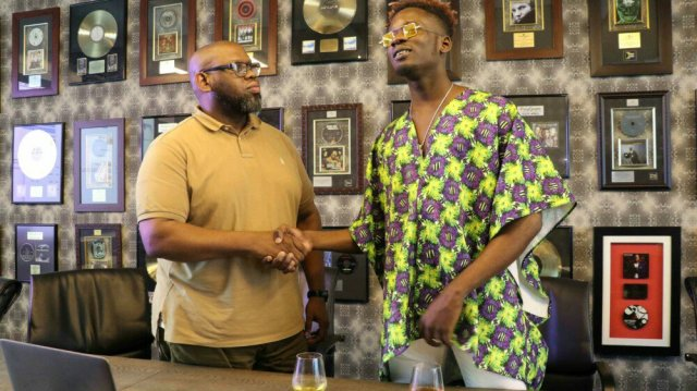 Mr Eazi signs Exclusive Licensing Deal with Universal Africa
