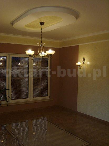 Remonty mieszkań, malowanie, gipsowanie, tynki strukturalne, podwieszane sufity OKIART-BUD Maciej Oczkowski 10