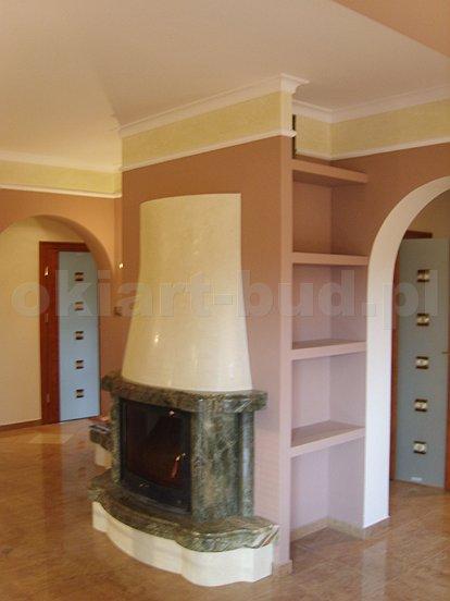 Remonty mieszkań, malowanie, gipsowanie, tynki strukturalne, podwieszane sufity OKIART-BUD Maciej Oczkowski 15