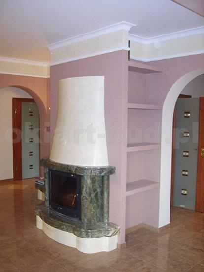 Remonty mieszkań, malowanie, gipsowanie, tynki strukturalne, podwieszane sufity OKIART-BUD Maciej Oczkowski 16