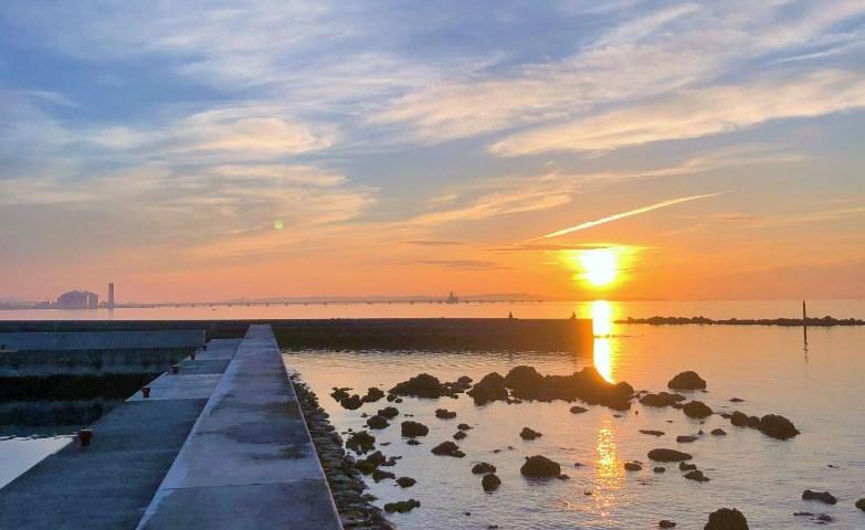 浜漁港 沖縄