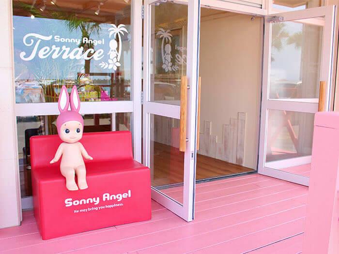 Sonny Angel Terrace   沖繩旅遊人