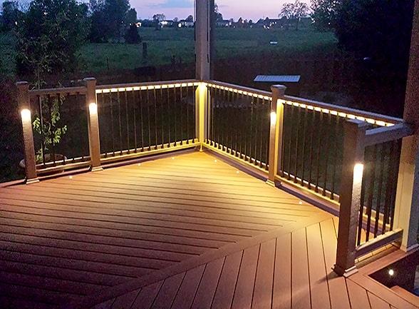 Composite Decking OKC | Veteran Owned Oklahoma Lumber & Supply