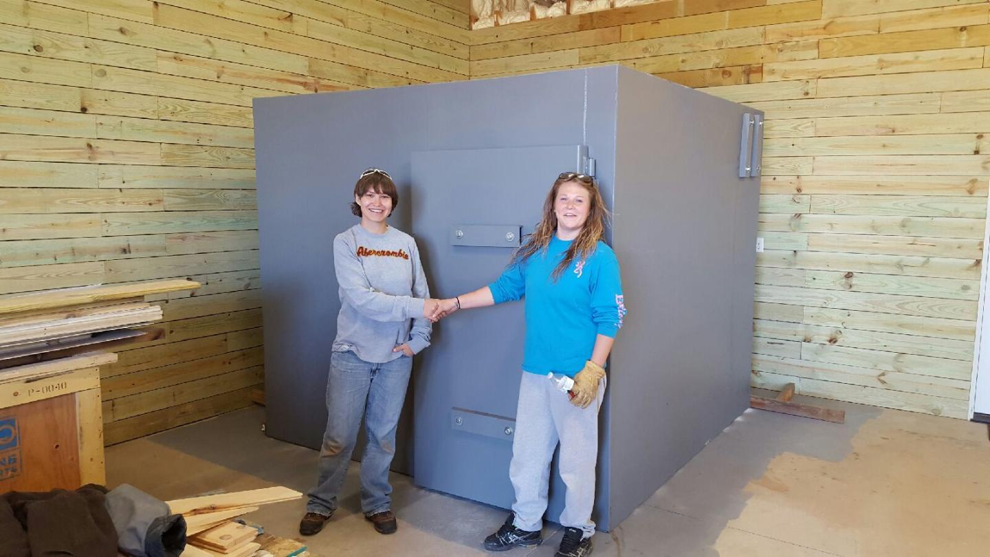 Oklahoma Safe Rooms Installed With 7 10 Days Texas Tech