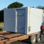 Oklahoma Safe Room Delivered