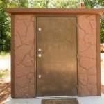 Concrete Safe Room