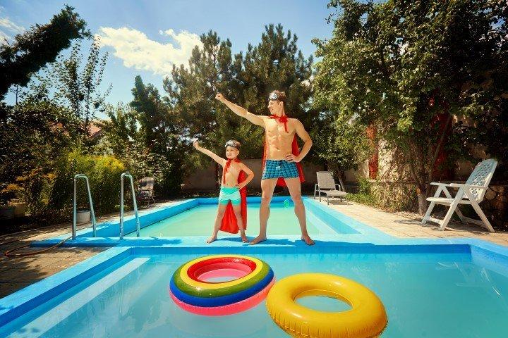 oklyn piscine propre