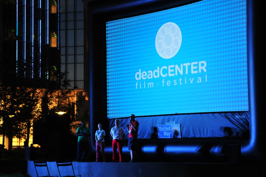 Image result for deadcenter film festival