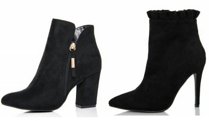 Must-have ankle boots