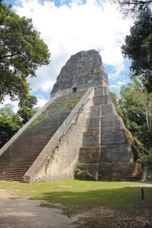 Maya ruins in Belize