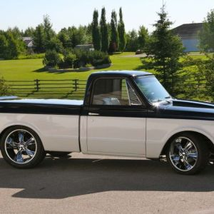 1970 C10 Shortbox