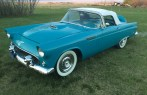 1956 Ford Thunderbird – The BUCK BIRD