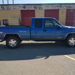 1997 Chevrolet 1500 Ext Cab Z71 4x4 One Owner Truck Okotoks Collector Car
