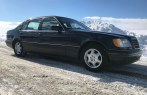 Immaculate 1997 Mercedes S500