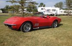 1969 Chevrolet Corvette Big Block 4spd Convertible