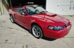 2001 Ford Mustang GT Convertible With Only 44,000kms