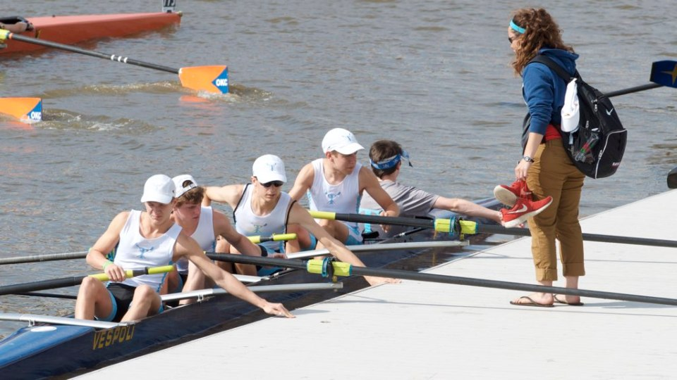 tulsa youth rowing
