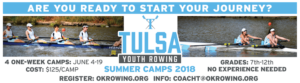 Summer Camp Rowing Tulsa