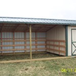 Horse Barns Ok Structures Portable Buildings